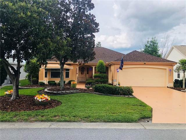 537 Carrera Drive, The Villages, FL 32159 (MLS #G5032434) :: Realty Executives in The Villages