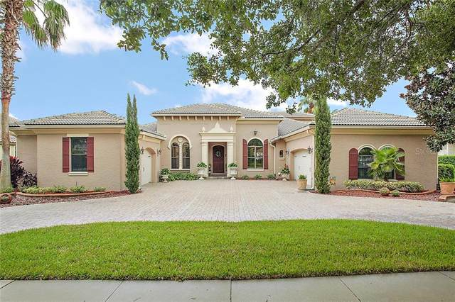 9620 San Fernando Court, Howey in the Hills, FL 34737 (MLS #G5032478) :: Carmena and Associates Realty Group
