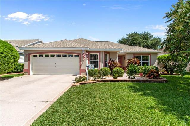 8078 SE 177TH WINTERTHUR Loop, The Villages, FL 32162 (MLS #G5032481) :: Griffin Group
