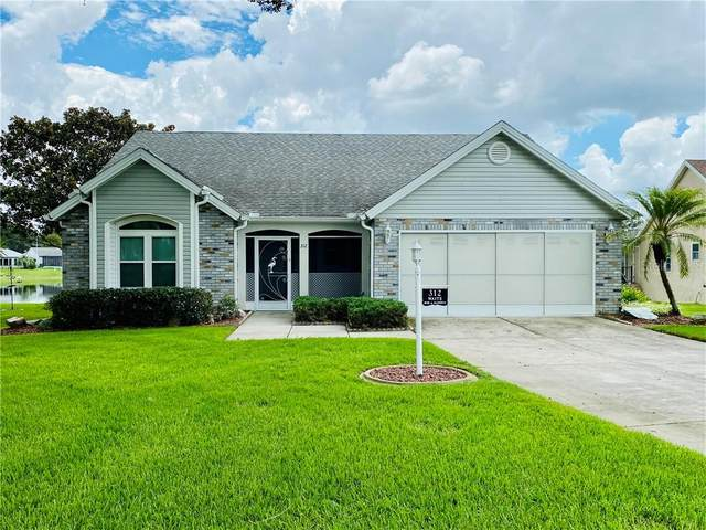 312 Gonzales Place, The Villages, FL 32159 (MLS #G5032531) :: Carmena and Associates Realty Group