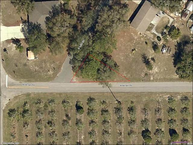 Anderson Road, Groveland, FL 34736 (MLS #G5032701) :: Lockhart & Walseth Team, Realtors