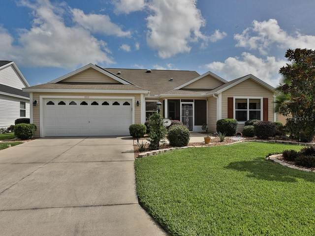 9225 SE 170TH FONTAINE Street, The Villages, FL 32162 (MLS #G5032940) :: Realty Executives in The Villages