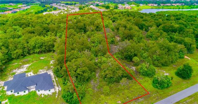 Lot 3 Hojin Street, Sorrento, FL 32776 (MLS #G5032962) :: Southern Associates Realty LLC
