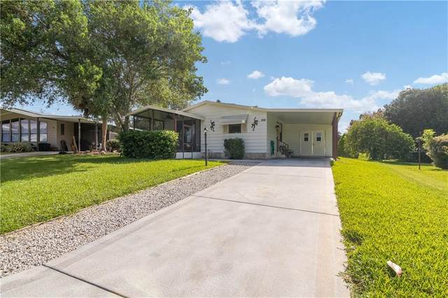 708 Roseapple Avenue, The Villages, FL 32159 (MLS #G5032968) :: Realty Executives in The Villages