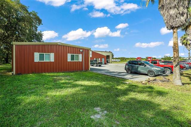 1935 Cr 525E, Sumterville, FL 33585 (MLS #G5033084) :: Delgado Home Team at Keller Williams