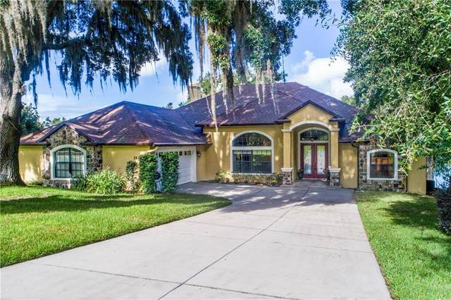 2882 E Crooked Lake Drive, Eustis, FL 32726 (MLS #G5033090) :: Lockhart & Walseth Team, Realtors