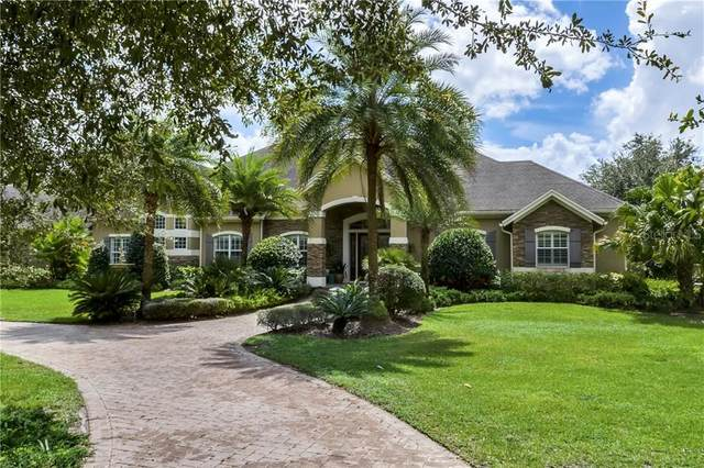 1630 Lake Mills Road, Chuluota, FL 32766 (MLS #G5033194) :: Team Bohannon Keller Williams, Tampa Properties