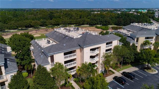 1356 Centre Court Ridge Drive #301, Reunion, FL 34747 (MLS #G5033375) :: Keller Williams Realty Peace River Partners