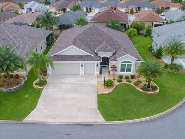 734 Vibrant Lane, The Villages, FL 32163 (MLS #G5033570) :: Realty Executives in The Villages