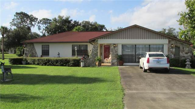 1193 Cr 479, Lake Panasoffkee, FL 33538 (MLS #G5033604) :: Rabell Realty Group