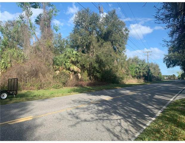 N County Road 44A, Eustis, FL 32736 (MLS #G5033631) :: Zarghami Group