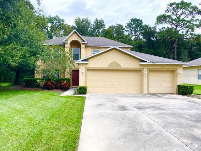 1604 Hoofprint Court, Fruitland Park, FL 34731 (MLS #G5033684) :: Team Bohannon Keller Williams, Tampa Properties