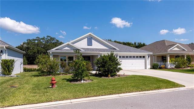 3191 Warbler Loop, The Villages, FL 32163 (MLS #G5033719) :: Realty Executives in The Villages