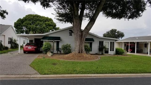 1121 W Boone Court, Lady Lake, FL 32159 (MLS #G5033735) :: Delta Realty, Int'l.