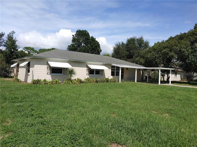 245 W Seminole Ave, Eustis, FL 32726 (MLS #G5033783) :: Rabell Realty Group