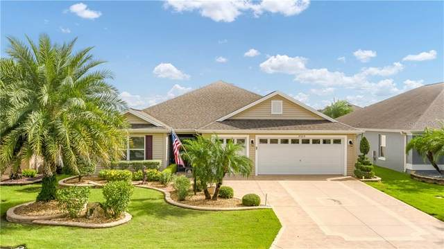 3323 Dalkeith Terrace, The Villages, FL 32163 (MLS #G5033786) :: Realty Executives in The Villages