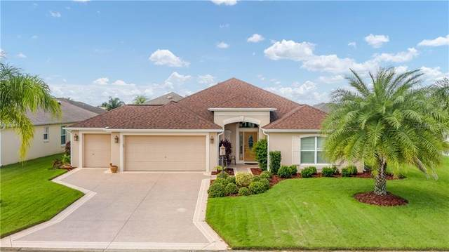 3418 Sassafras Court, The Villages, FL 32163 (MLS #G5033789) :: Realty Executives in The Villages