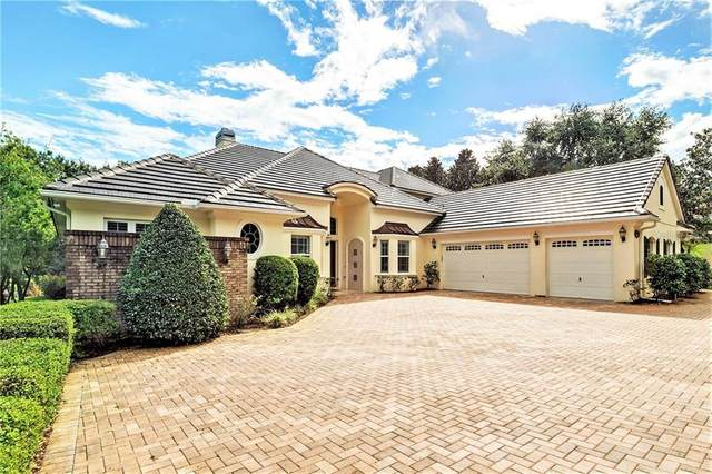 9521 San Fernando Court, Howey in the Hills, FL 34737 (MLS #G5033827) :: Realty Executives Mid Florida