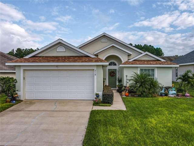 218 Bellmont Lane, Davenport, FL 33897 (MLS #G5033893) :: The Duncan Duo Team