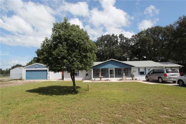 105 Mandarin Lane, Fruitland Park, FL 34731 (MLS #G5033933) :: Team Bohannon Keller Williams, Tampa Properties