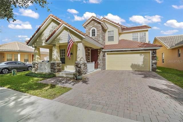 7175 Wild Strawberry Run, Winter Garden, FL 34787 (MLS #G5033975) :: Dalton Wade Real Estate Group
