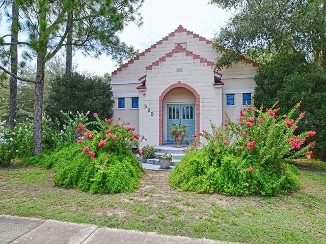 320 S Grove Street, Eustis, FL 32726 (MLS #G5034002) :: Delgado Home Team at Keller Williams
