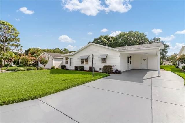 739 Agua Way, Lady Lake, FL 32159 (MLS #G5034020) :: Dalton Wade Real Estate Group