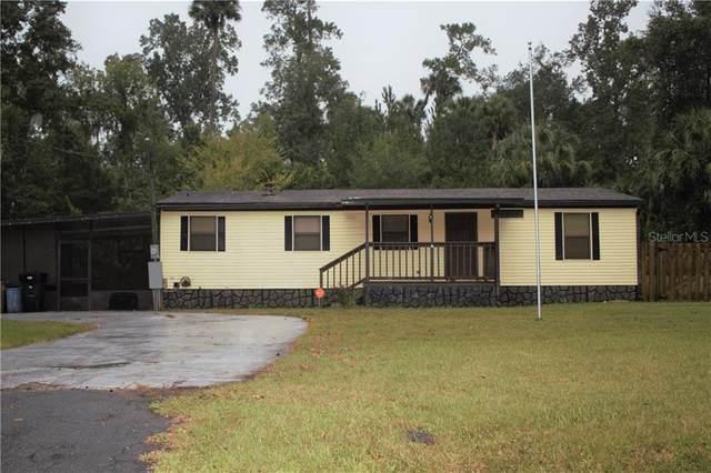24322 Fox Road, Astor, FL 32102 (MLS #G5034048) :: Gate Arty & the Group - Keller Williams Realty Smart