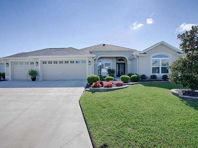 5907 White Ibis Run, The Villages, FL 32163 (MLS #G5034052) :: Gate Arty & the Group - Keller Williams Realty Smart