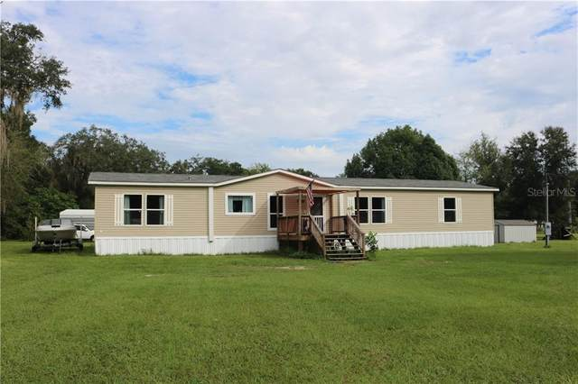13591 SE 119TH PLACE Road, Ocklawaha, FL 32179 (MLS #G5034091) :: Team Buky