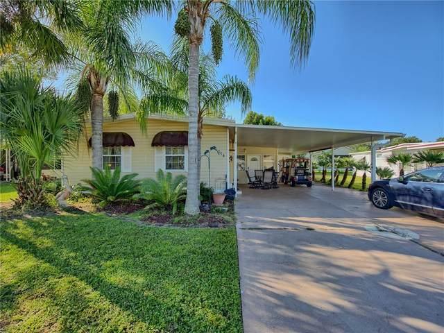 1014 Nell Way, Lady Lake, FL 32159 (MLS #G5034120) :: Frankenstein Home Team