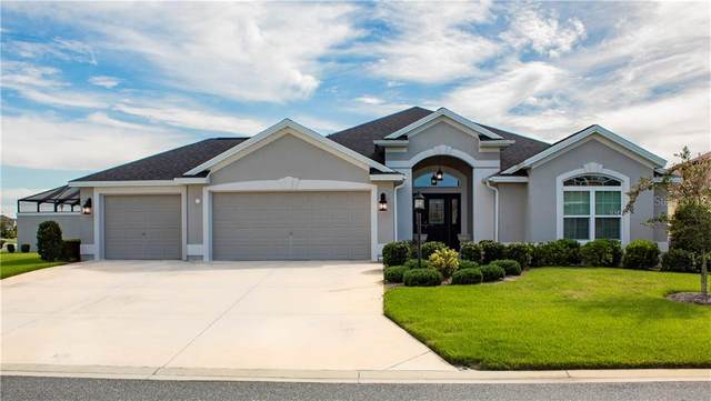 3824 Nottingham Loop, The Villages, FL 32163 (MLS #G5034246) :: Realty Executives in The Villages