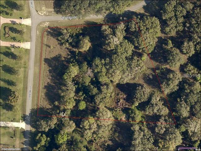 LOT 46 Silent Ridge Drive, Tavares, FL 32778 (MLS #G5034490) :: Delgado Home Team at Keller Williams