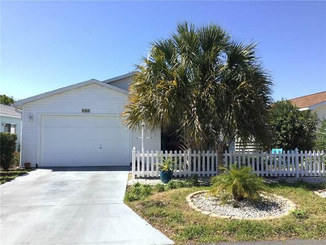 263 Montoya Drive, The Villages, FL 32159 (MLS #G5034498) :: Realty Executives in The Villages