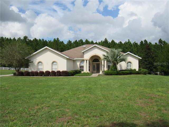 1485 E Seattle Slew Circle, Inverness, FL 34453 (MLS #G5034585) :: RE/MAX Premier Properties