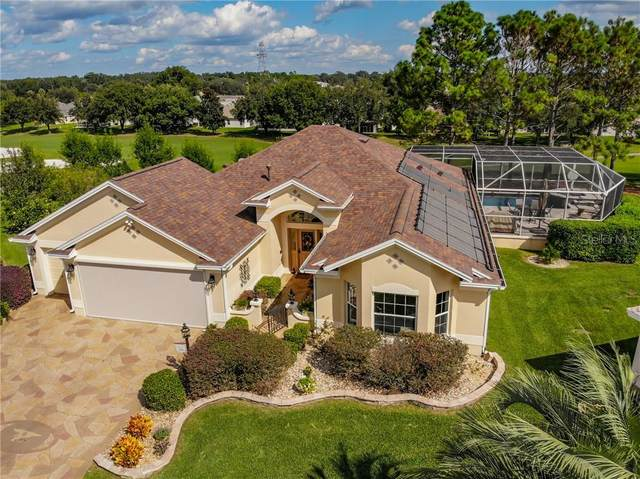 7885 SE 166TH HIBERNIA Lane, The Villages, FL 32162 (MLS #G5034653) :: Realty Executives in The Villages