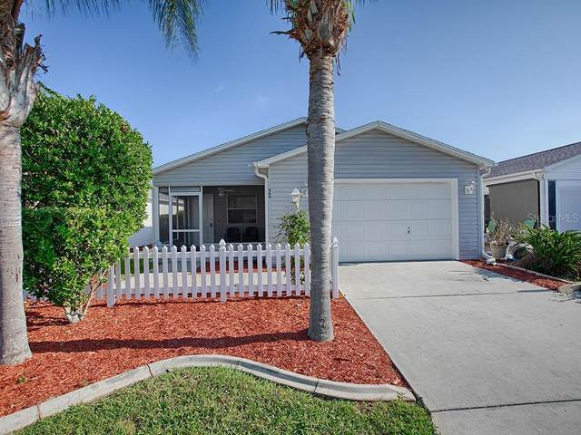 464 Hildalgo Drive, The Villages, FL 32159 (MLS #G5034692) :: Realty Executives in The Villages