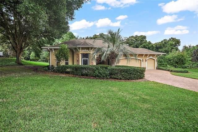 5238 Greens Drive, Lady Lake, FL 32159 (MLS #G5034722) :: Frankenstein Home Team