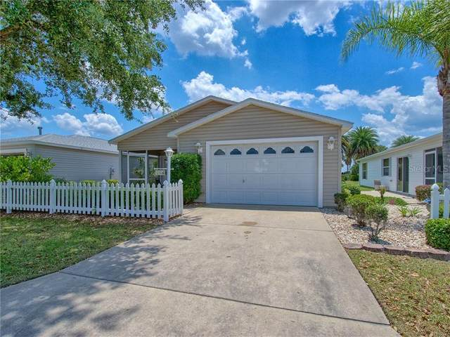 1674 Osprey Avenue, The Villages, FL 32162 (MLS #G5034776) :: Realty Executives in The Villages