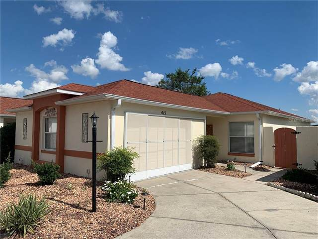 415 Amaya Avenue, The Villages, FL 32159 (MLS #G5034790) :: Realty Executives in The Villages