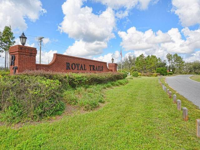 W Thyme Court, Eustis, FL 32736 (MLS #G5034837) :: Pepine Realty