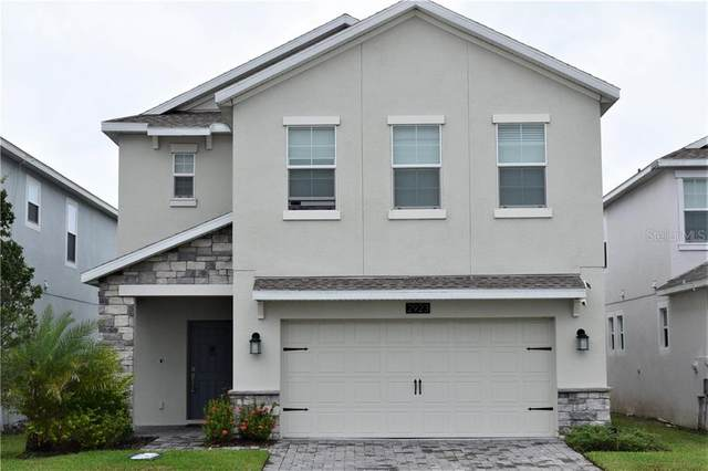 2923 Wordsmith Road, Kissimmee, FL 34746 (MLS #G5034869) :: Your Florida House Team