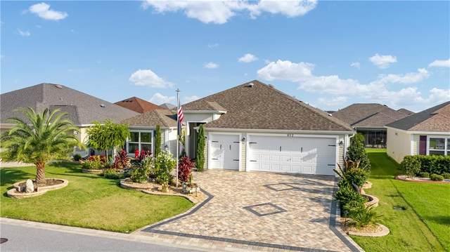 852 Wiechens Way, The Villages, FL 32163 (MLS #G5034875) :: Your Florida House Team