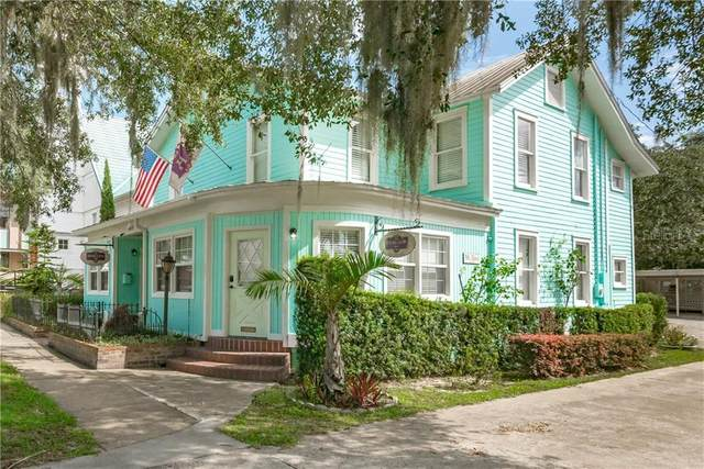 644 N Donnelly Street, Mount Dora, FL 32757 (MLS #G5034903) :: Alpha Equity Team