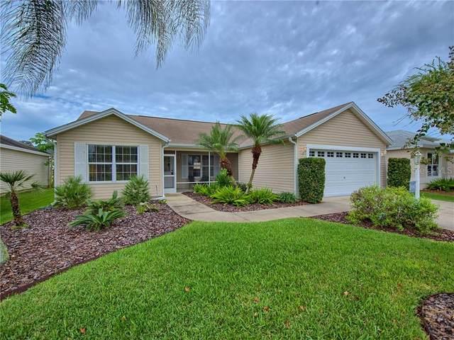 654 Brighton Drive, The Villages, FL 32162 (MLS #G5034921) :: Dalton Wade Real Estate Group