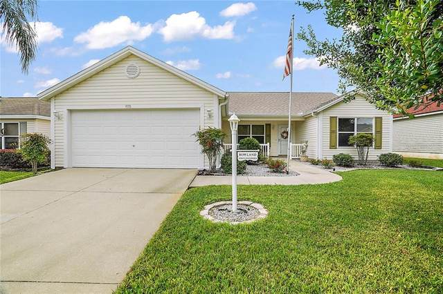 9331 SE 170TH HUMPHREYS Loop, The Villages, FL 32162 (MLS #G5034940) :: The Paxton Group