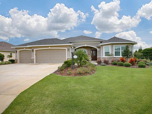 824 Regal Manor Lane, The Villages, FL 32163 (MLS #G5034979) :: Real Estate Chicks