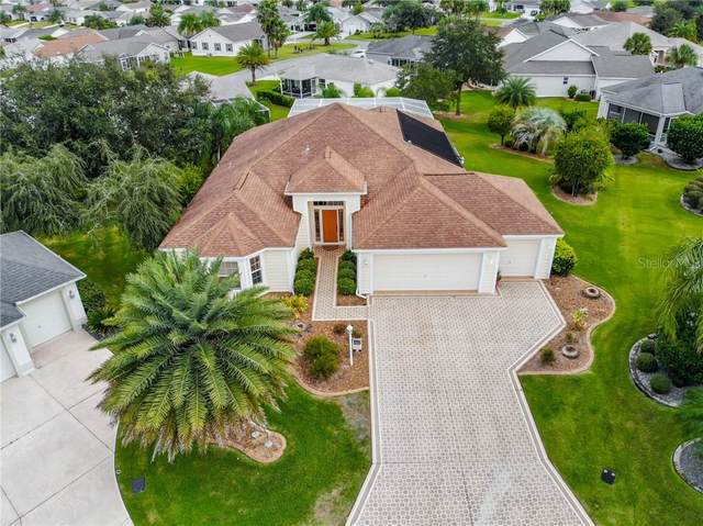 2251 Opal Court, The Villages, FL 32162 (MLS #G5034993) :: Realty Executives in The Villages