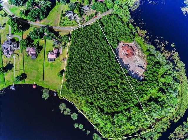 E Lake Jem Road, Mount Dora, FL 32757 (MLS #G5034995) :: Alpha Equity Team