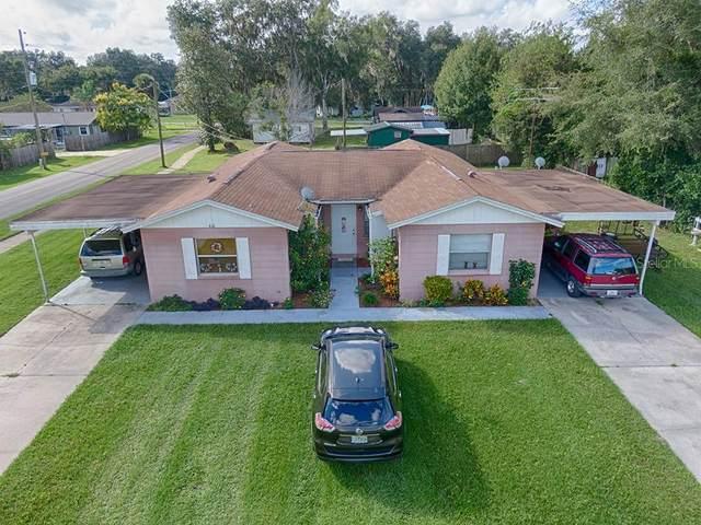 401 W Hunt Avenue, Bushnell, FL 33513 (MLS #G5035005) :: The Light Team